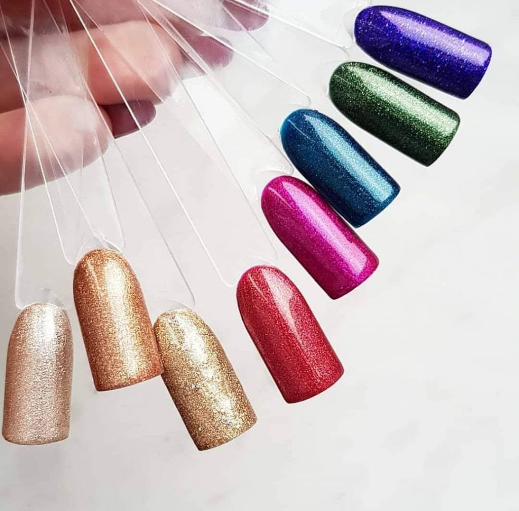 vernis a ongles 2019 metallique