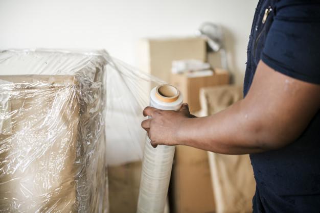 emballage des meubles