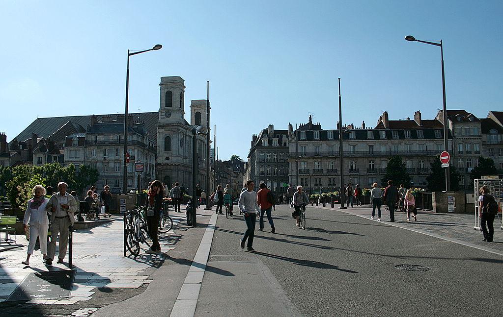déménagement à Besançon