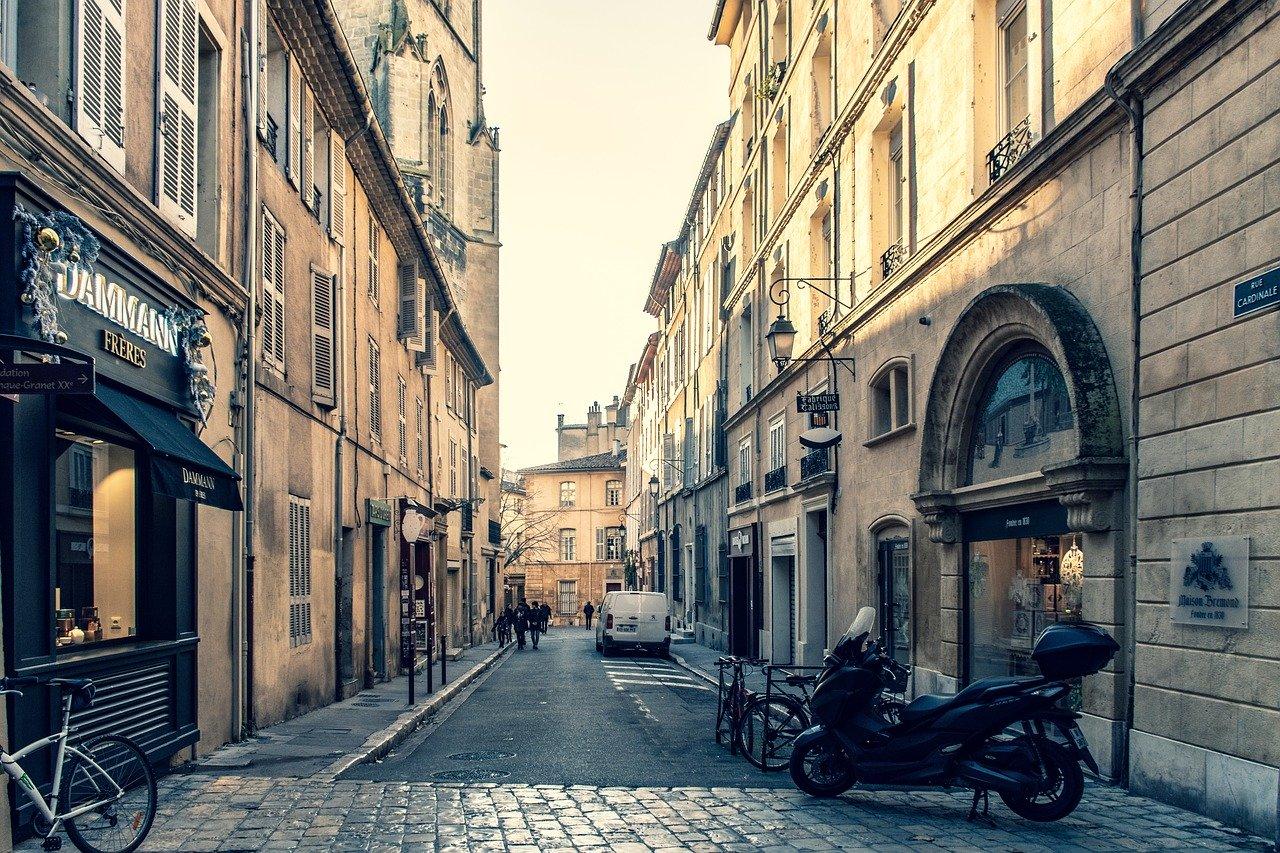 déménagement à Aix-en-Provence