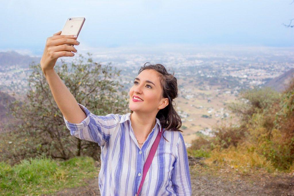 L'Huawei P smart 2021